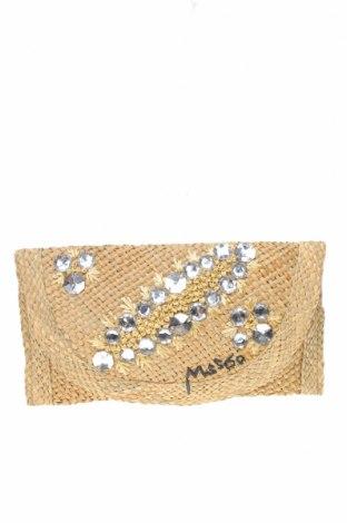 Γυναικεία τσάντα Miss Sixty, Χρώμα  Μπέζ, Άλλα υλικά, Τιμή 15,59€