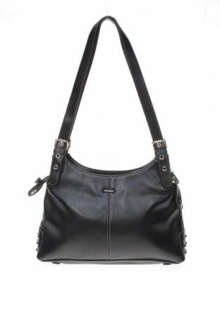 Дамска чанта Picard, Цвят Черен, Еко кожа, Цена 42,53лв.