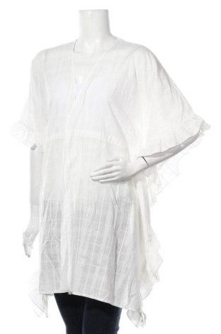 Cardigan de damă ONLY, Mărime L, Culoare Alb, Bumbac, Preț 34,05 Lei