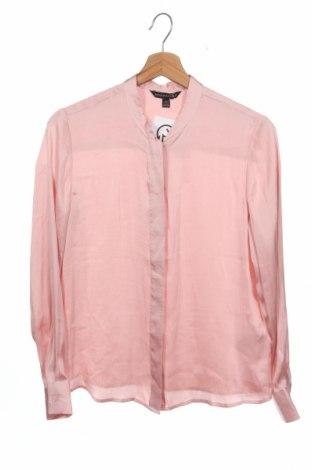 Γυναικείο πουκάμισο Banana Republic, Μέγεθος XS, Χρώμα Ρόζ , Πολυεστέρας, Τιμή 12,41€