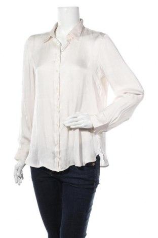 Γυναικείο πουκάμισο Banana Republic, Μέγεθος M, Χρώμα Εκρού, Πολυεστέρας, Τιμή 14,29€