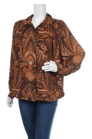 Дамска риза Richard Allan x H&M, Размер XL, Цвят Многоцветен, Полиестер, Цена 4,73лв.