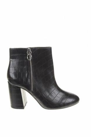 Dámské boty  Pull&Bear, Velikost 40, Barva Černá, Eko kůže, Cena  355,00Kč