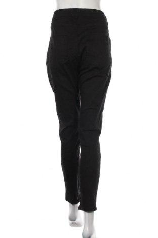 Дамски дънки, Размер XL, Цвят Черен, Цена 14,74лв.