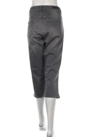 Дамски дънки, Размер XXL, Цвят Сив, 97% памук, 3% еластан, Цена 18,29лв.