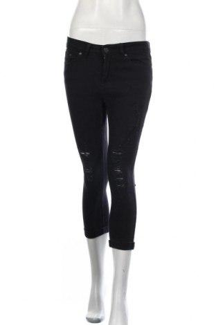 Дамски дънки, Размер S, Цвят Син, 98% памук, 2% еластан, Цена 9,66лв.
