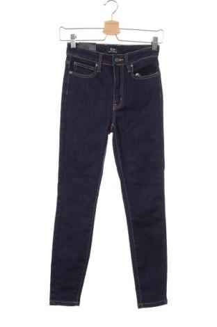 Дамски дънки Bardot, Размер XXS, Цвят Син, 93% памук, 5% полиестер, 2% еластан, Цена 20,14лв.