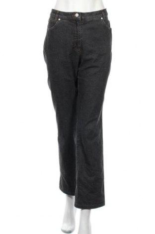 Дамски дънки Brax, Размер L, Цвят Сив, Цена 24,99лв.