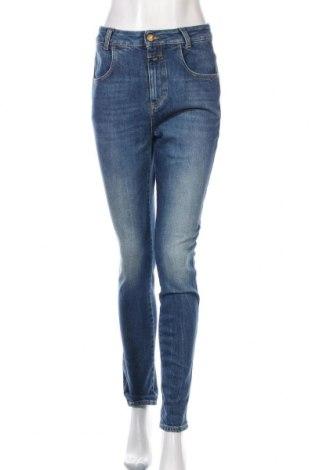 Дамски дънки Closed, Размер M, Цвят Син, 98% памук, 2% еластан, Цена 27,20лв.