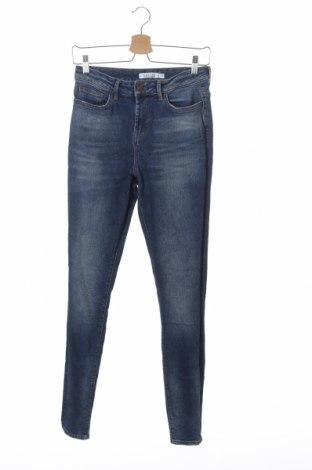 Дамски дънки Costes, Размер S, Цвят Син, 98% памук, 2% еластан, Цена 17,01лв.