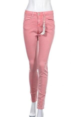 Дамски дънки Cream, Размер S, Цвят Розов, 73% памук, 25% полиестер, 2% еластан, Цена 11,68лв.
