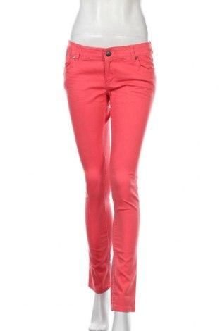 Дамски дънки Denim Co, Размер M, Цвят Розов, 98% памук, 2% еластан, Цена 12,60лв.