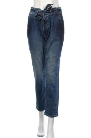 Дамски дънки Denim Hunter, Размер M, Цвят Син, Цена 40,32лв.