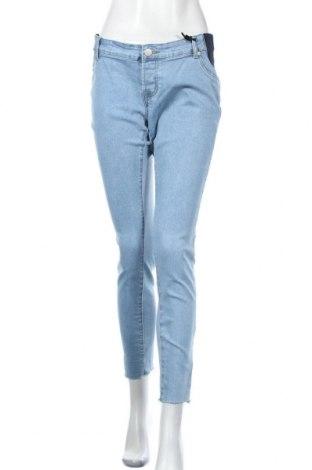 Дамски дънки Glamorous, Размер M, Цвят Син, 98% памук, 2% еластан, Цена 26,22лв.