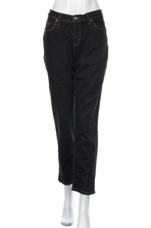 Дамски дънки John Baner, Размер L, Цвят Син, 98% памук, 2% еластан, Цена 16,38лв.