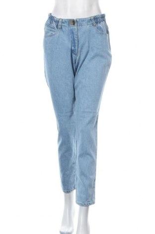 Дамски дънки John Baner, Размер M, Цвят Син, 96% памук, 4% еластан, Цена 9,92лв.