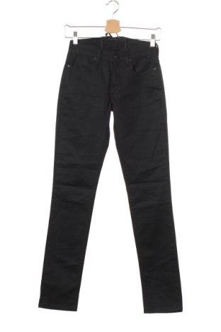 Дамски дънки Levi's, Размер XS, Цвят Черен, 98% памук, 2% еластан, Цена 38,22лв.