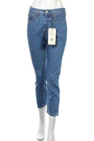 Γυναικείο Τζίν Levi's, Μέγεθος S, Χρώμα Μπλέ, Βαμβάκι, Τιμή 39,34€