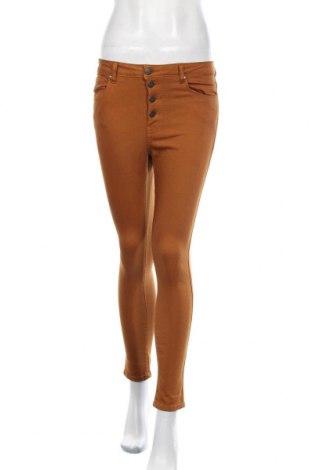 Дамски дънки Lois, Размер S, Цвят Оранжев, 99% памук, 1% еластан, Цена 36,57лв.