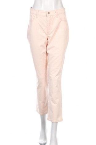 Дамски дънки Mac, Размер L, Цвят Розов, 97% памук, 3% еластан, Цена 15,23лв.