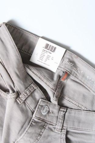 Дамски дънки Mac, Размер XS, Цвят Сив, 98% памук, 2% еластан, Цена 18,69лв.