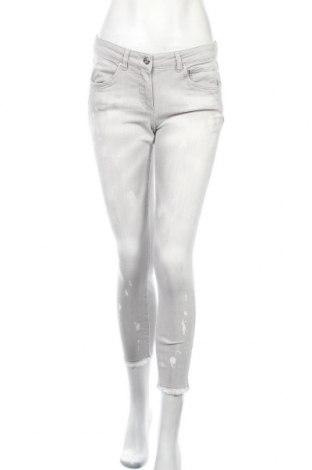 Дамски дънки Marc Aurel, Размер S, Цвят Сив, 92% памук, 6% полиестер, 2% еластан, Цена 28,98лв.
