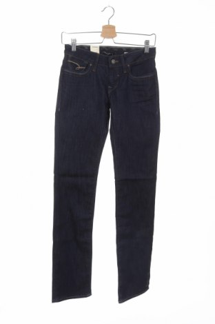Дамски дънки Mavi, Размер XS, Цвят Син, 74% памук, 26% еластан, Цена 23,80лв.