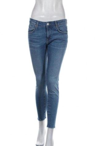 Дамски дънки Mavi, Размер M, Цвят Син, 98% памук, 2% еластан, Цена 15,75лв.