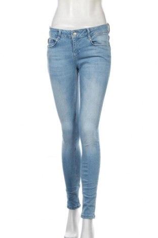 Дамски дънки Miracle Of Denim, Размер M, Цвят Син, 97% памук, 3% еластан, Цена 15,70лв.