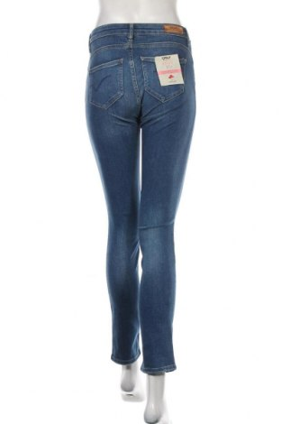 Дамски дънки ONLY, Размер S, Цвят Син, 90% памук, 10% еластан, Цена 16,74лв.