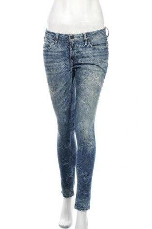 Дамски дънки Robin's Jean, Размер M, Цвят Син, 90% памук, 10% еластан, Цена 15,97лв.