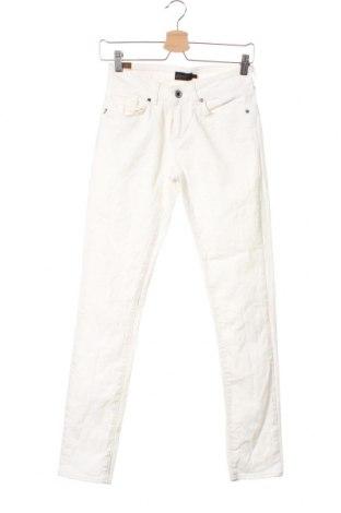 Дамски дънки Seven 7, Размер S, Цвят Бял, 98% памук, 2% еластан, Цена 22,19лв.