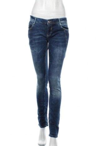 Dámské džíny  Street One, Velikost S, Barva Modrá, 83% bavlna, 14% polyester, 3% elastan, Cena  178,00Kč