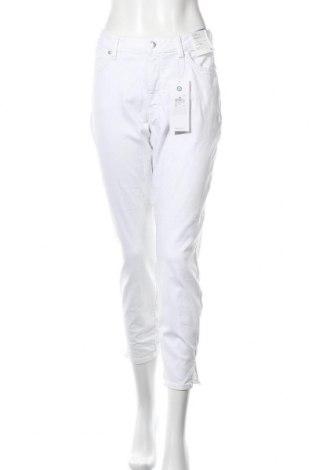 Дамски дънки Target, Размер XL, Цвят Бял, Памук, еластан, Цена 18,30лв.