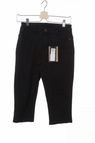 Дамски дънки Vero Moda, Размер XS, Цвят Черен, 72% памук, 26% полиестер, 2% еластан, Цена 14,72лв.