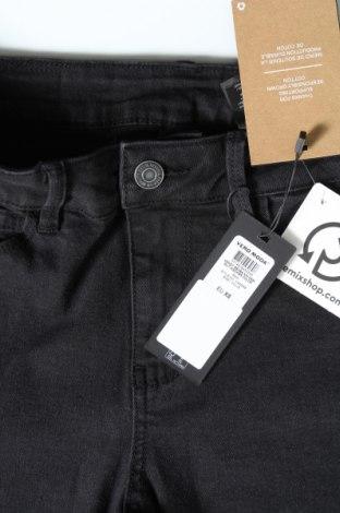 Дамски дънки Vero Moda, Размер XS, Цвят Черен, 72% памук, 26% полиестер, 2% еластан, Цена 11,32лв.