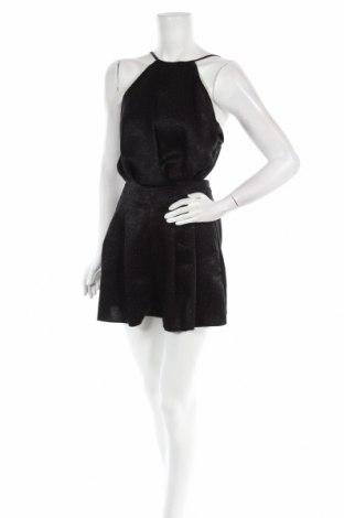 Salopetă de femei Zara, Mărime XS, Culoare Negru, Poliester, Preț 81,25 Lei