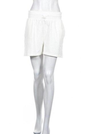 Дамски къс панталон Chelsea Peers, Размер M, Цвят Бял, 95% памук, 5% еластан, Цена 15,68лв.