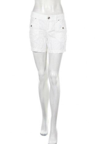 Дамски къс панталон INC International Concepts, Размер S, Цвят Бял, Лен, Цена 9,15лв.