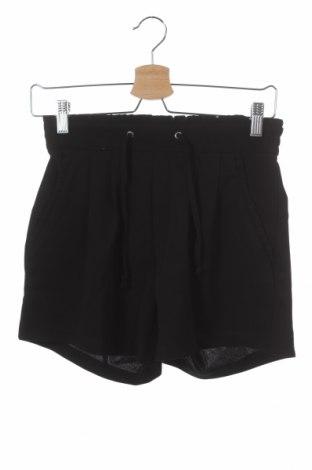 Pantaloni scurți de femei Jacqueline De Yong, Mărime XS, Culoare Negru, 95% poliester, 5% elastan, Preț 31,78 Lei