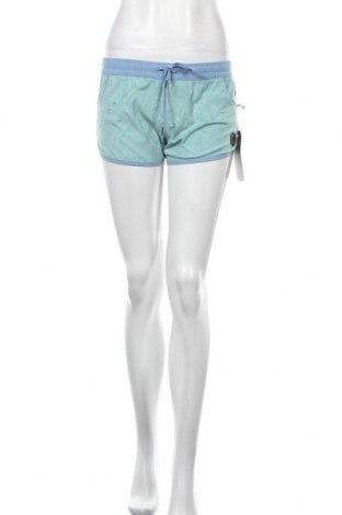 Дамски къс панталон United by blue, Размер M, Цвят Зелен, 60% полиестер, 36% памук, 4% еластан, Цена 10,75лв.
