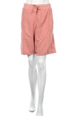 Pantaloni scurți de femei Zizzi, Mărime XL, Culoare Roz, Bumbac, Preț 42,63 Lei