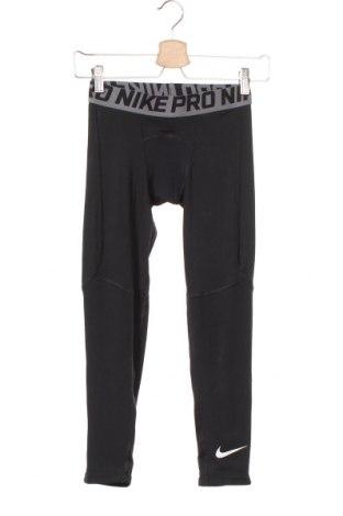 Dámské legíny  Nike, Velikost S, Barva Černá, 90% polyester, 10% elastan, Cena  510,00Kč