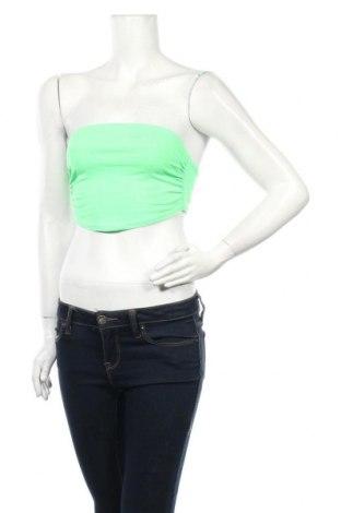 Дамски комплект Urban Classics, Размер XS, Цвят Зелен, 95% памук, 5% еластан, Цена 10,61лв.