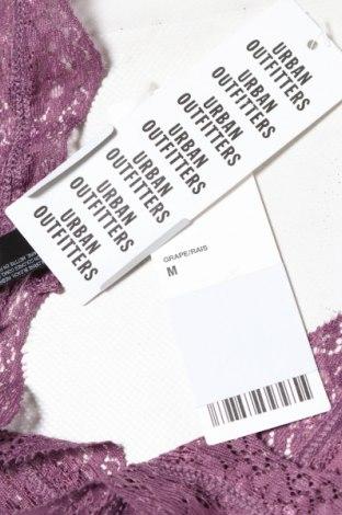 Дамски комплект Urban Outfitters, Размер M, Цвят Лилав, 94% полиамид, 6% еластан, Цена 21,75лв.