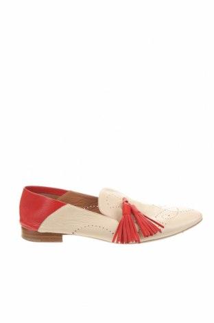 Дамски обувки Fratelli Rossetti, Размер 38, Цвят Екрю, Естествена кожа, Цена 87,00лв.