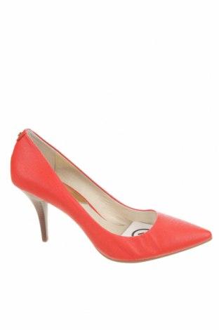 Dámské boty  Michael Kors, Velikost 42, Barva Červená, Pravá kůže, Cena  2098,00Kč