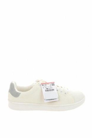 Dámské boty  Pull&Bear, Velikost 36, Barva Krémová, Textile , Cena  233,00Kč