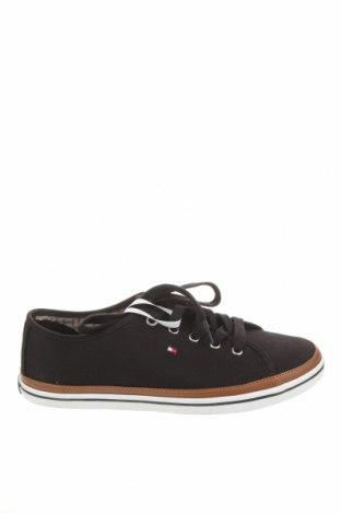 Dámské boty  Tommy Hilfiger, Velikost 37, Barva Černá, Textile , Eko kůže, Cena  949,00Kč