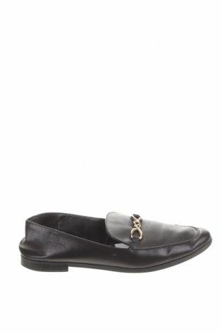 Dámské boty  Zara, Velikost 39, Barva Černá, Pravá kůže, Cena  658,00Kč
